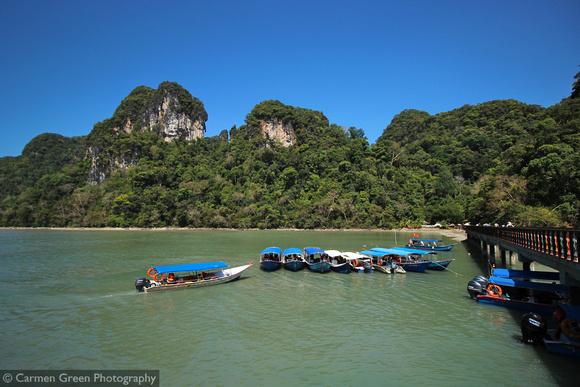Pulau Dayang island