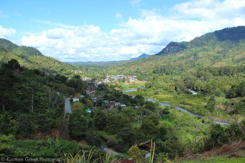 The town of Ranomafana