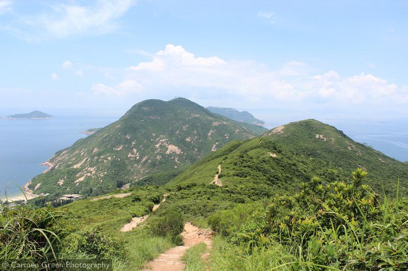 Dragon's back hiking trail (Shek O)